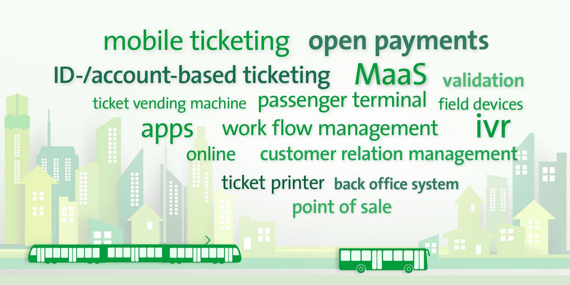Ticketing & Fare Management